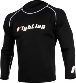 Fighting Weight Fighting Weight Long Sleeve Top